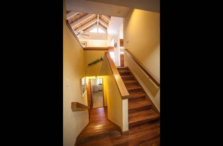 Beautiful Wooden Staircase